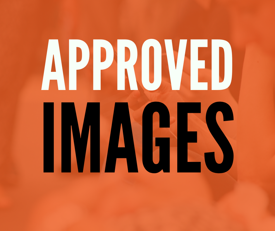 Approved Images